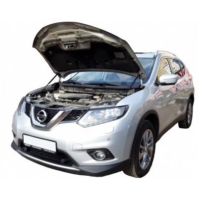 Амортизаторы упоры капота Nissan X-Trail T32 2013-